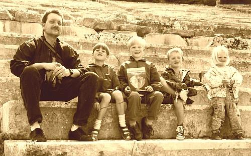 Meine Kinder und ich